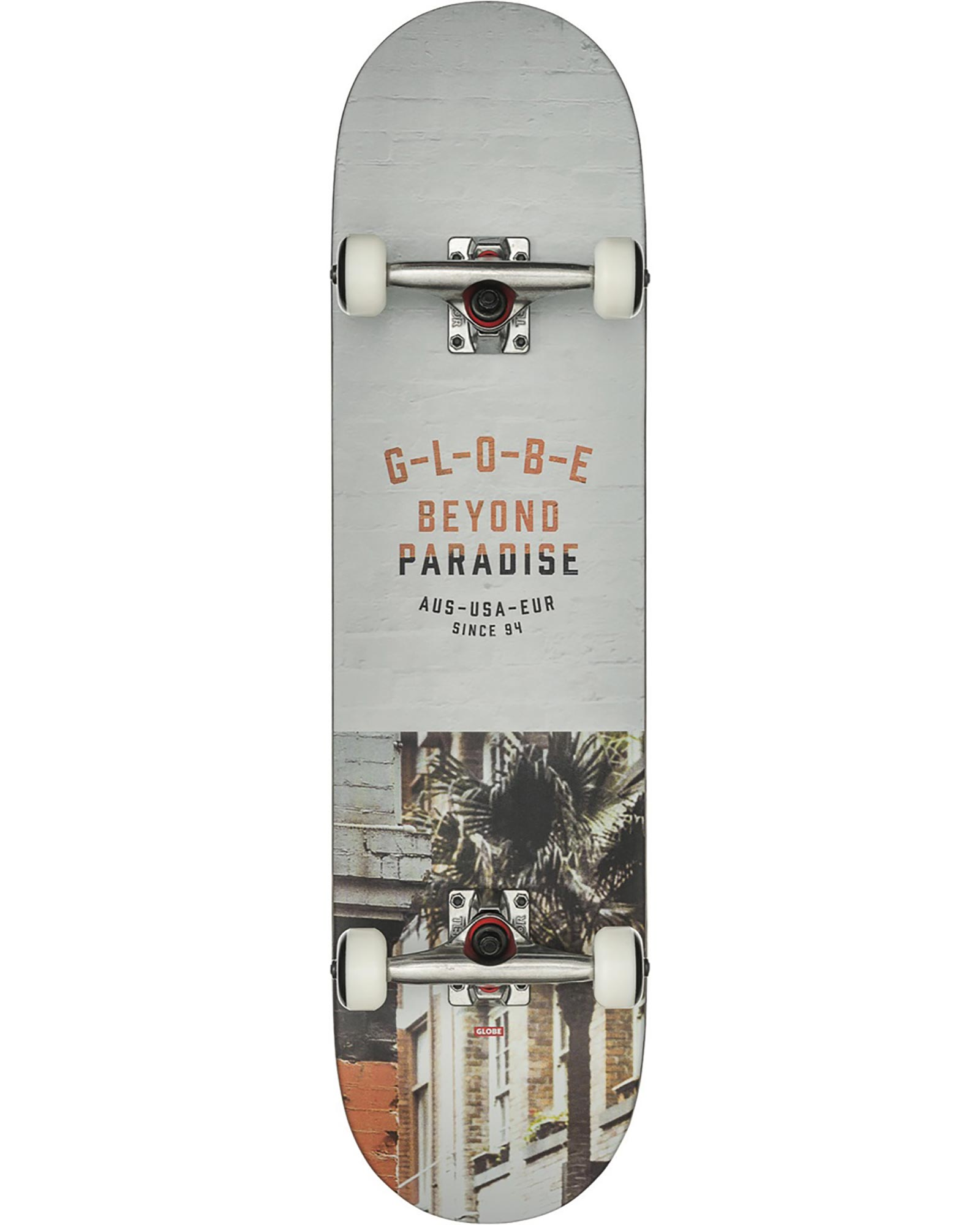 Globe G1 Varsity Complete Skateboard 0