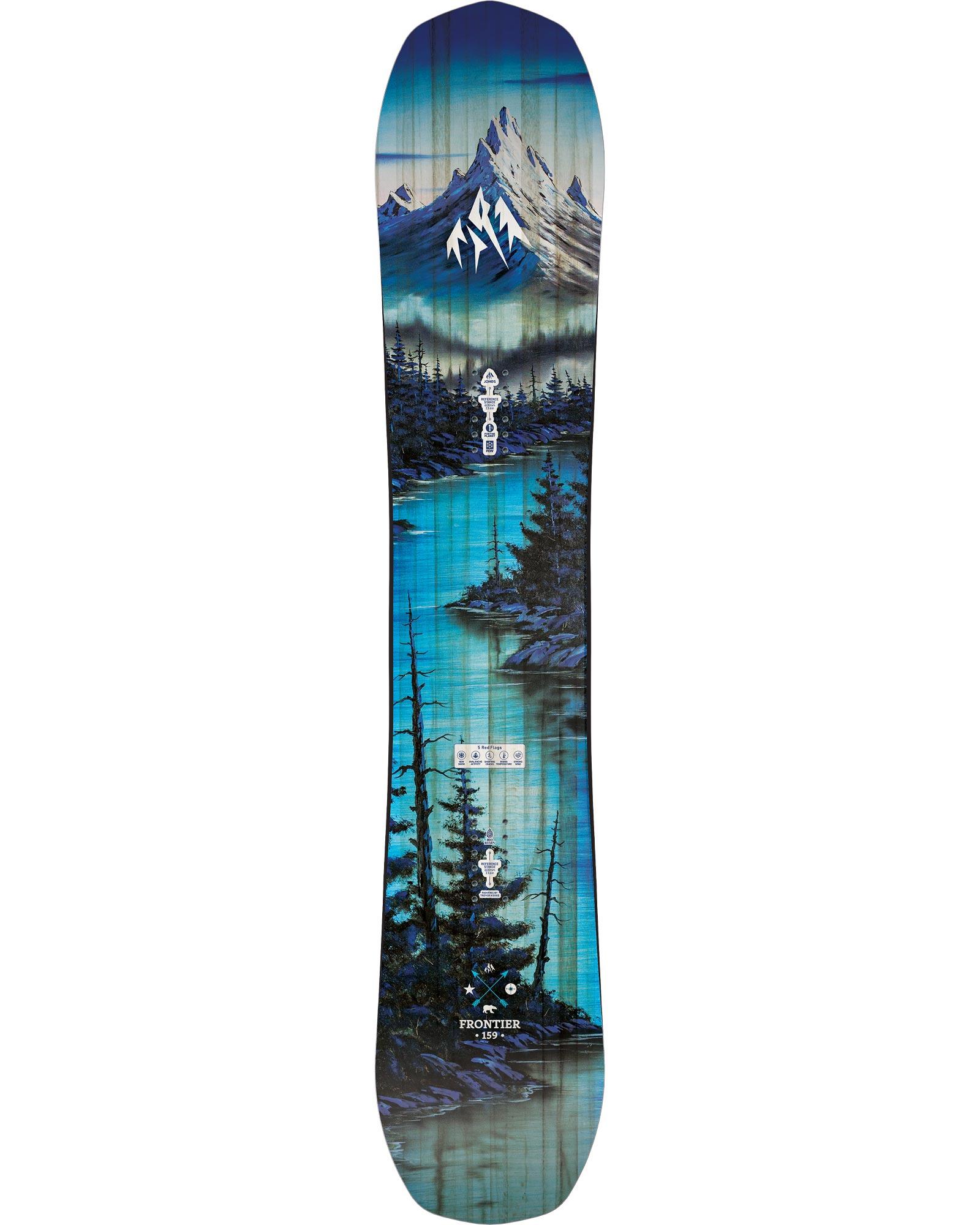 Jones Frontier Snowboard 2021 0