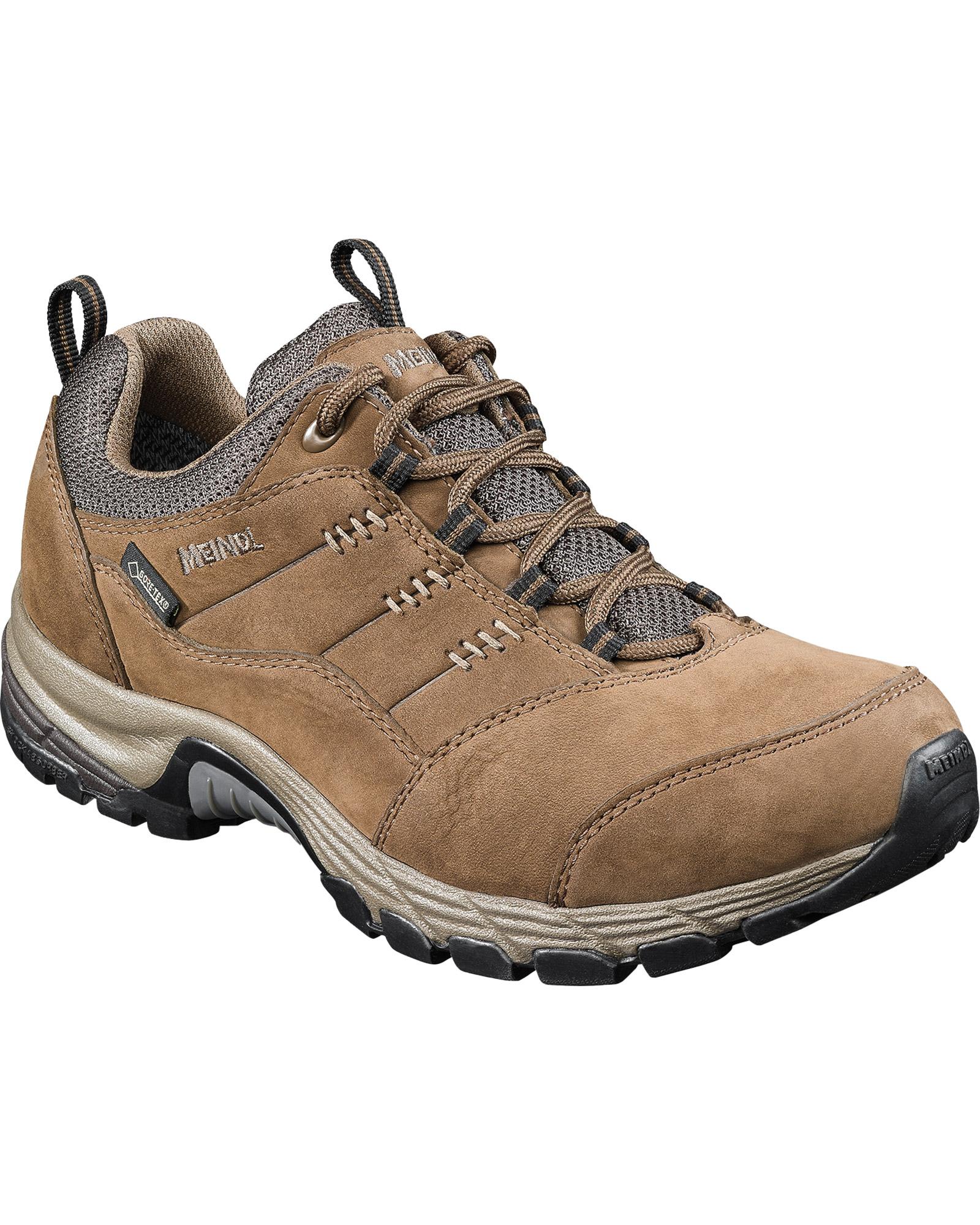 Meindl Women's Philadelphia GORE-TEX Walking Shoes Nutria 0