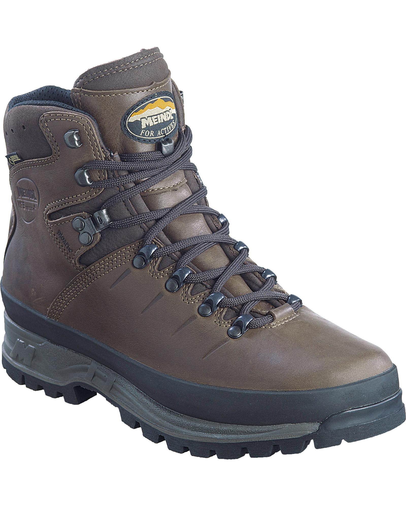 Meindl Men's Bhutan GORE-TEX Walking Boots 0