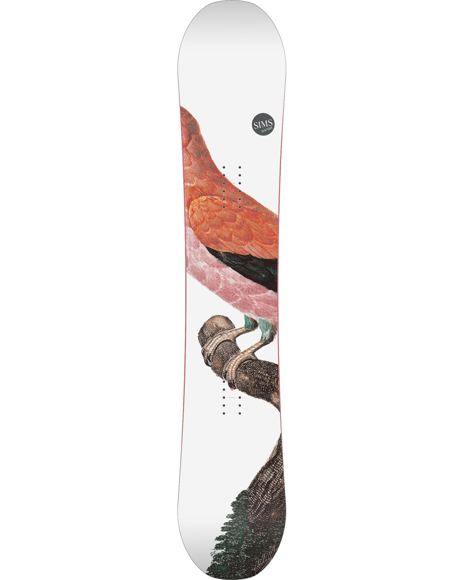 Sims Women's So Fun Snowboard 2020 / 2021 0