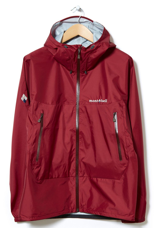 Montbell Men's Rain Trekker Jacket 0