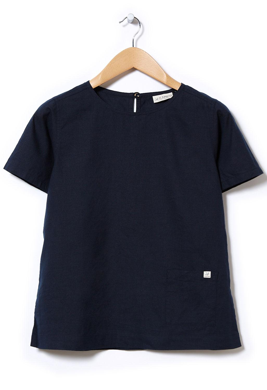 Montbell Women's Kamico Round Neck T-Shirt 0
