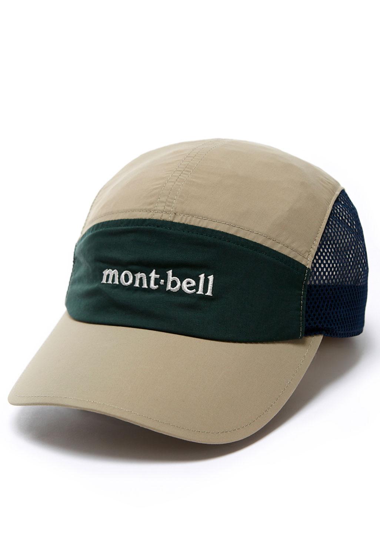 Montbell O.D. Mesh Cap 0