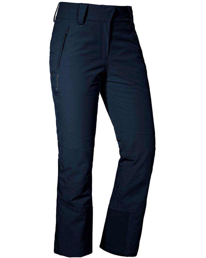 Schoffel Women's Davos Ski Pants Dark Navy 0