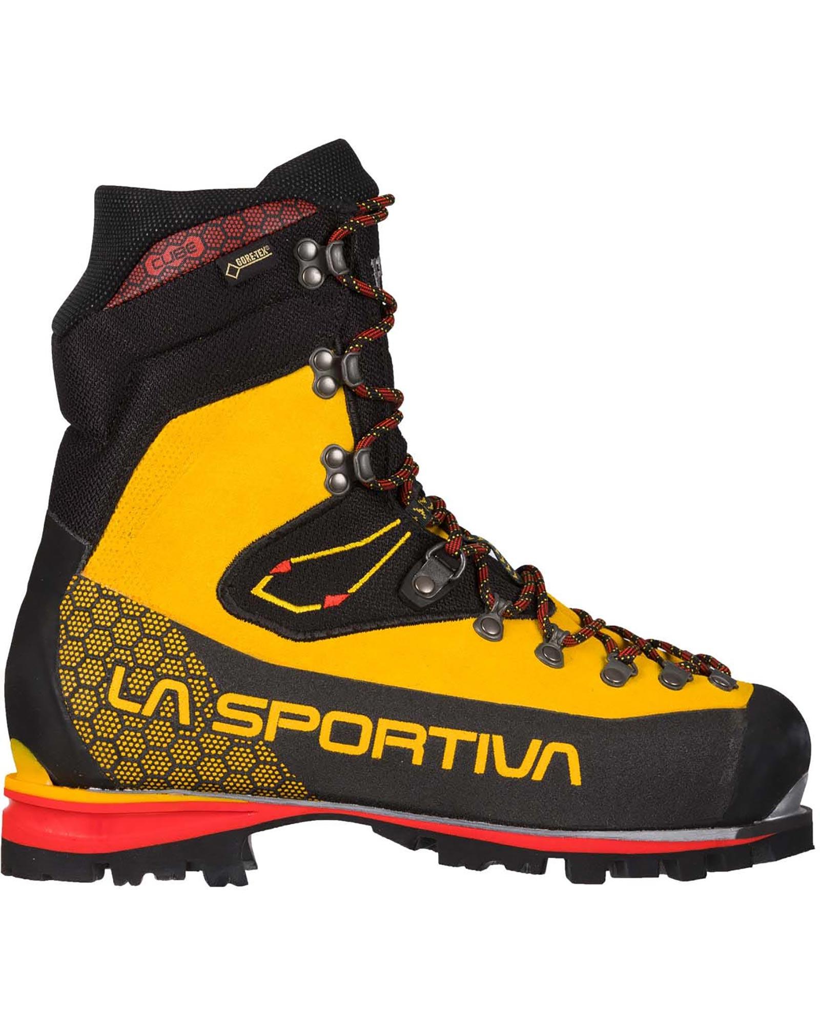 La Sportiva Men's Nepal Cube GORE-TEX Mountaineering Boots 0