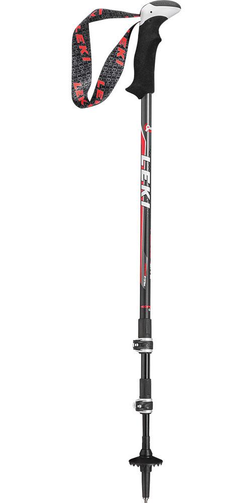 Leki Albula Lite Walking Poles (Pair) Black 0
