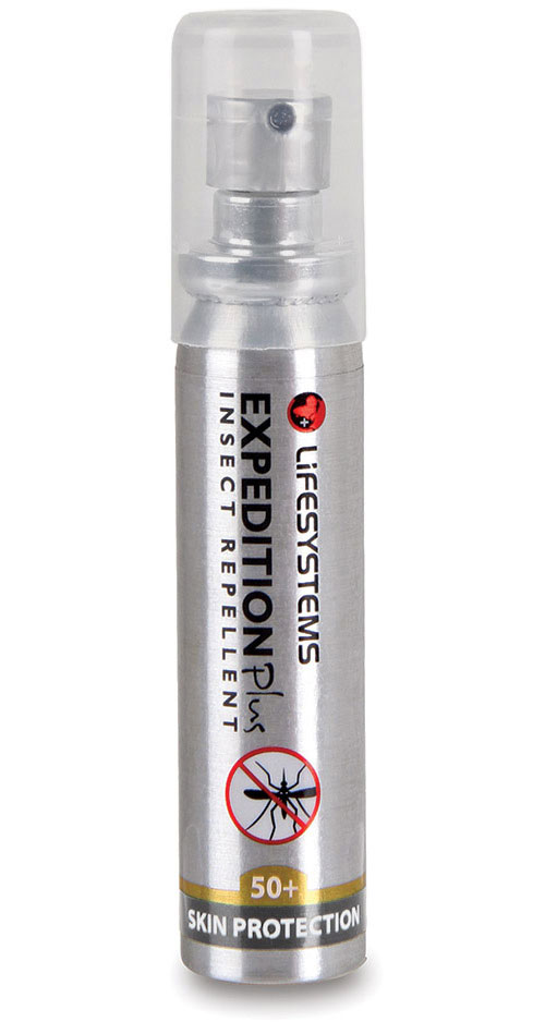 Lifesystems Expedition Plus 50+ 25ml 0