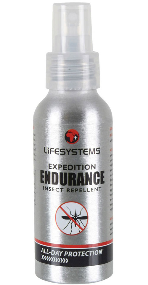 Lifesystems Expedition Endurance Spray 100ml No Colour 0