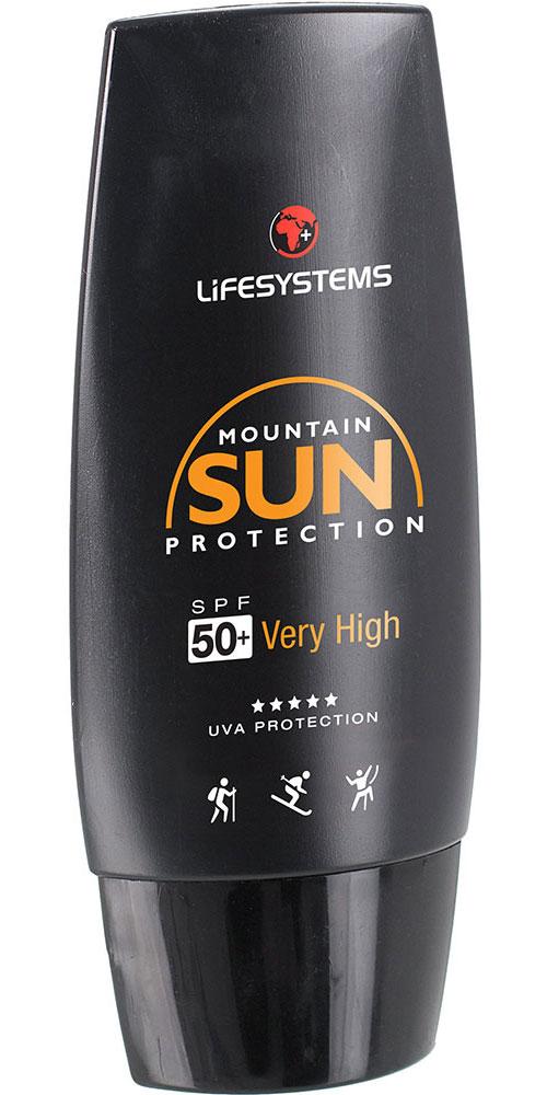 Lifesystems Mountain SPF 50+ - 50ml Suncream 0