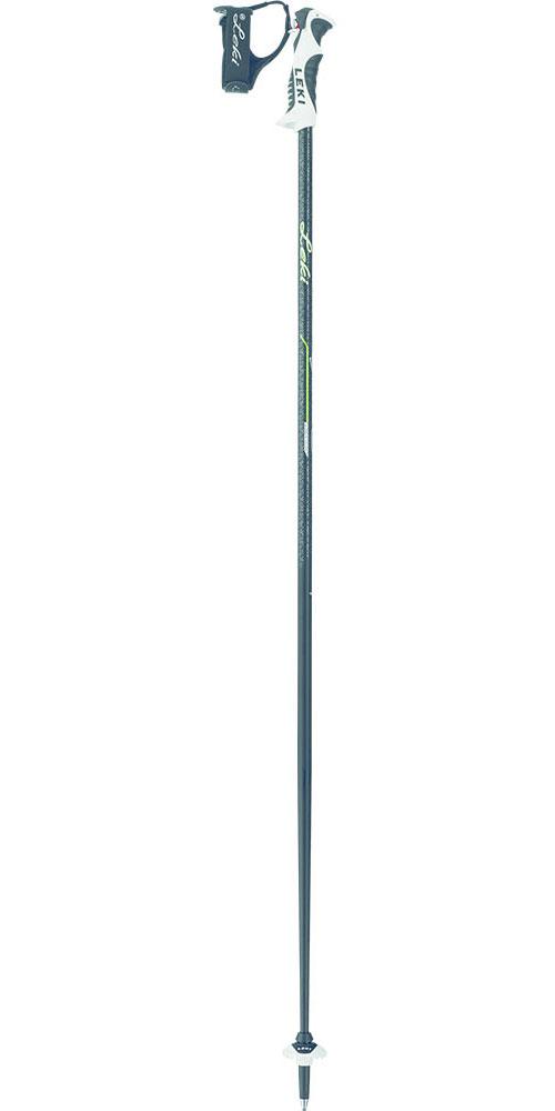 Leki Women's Giulia S Ski Poles 2019 / 2020 Black/White/Anth Green 0