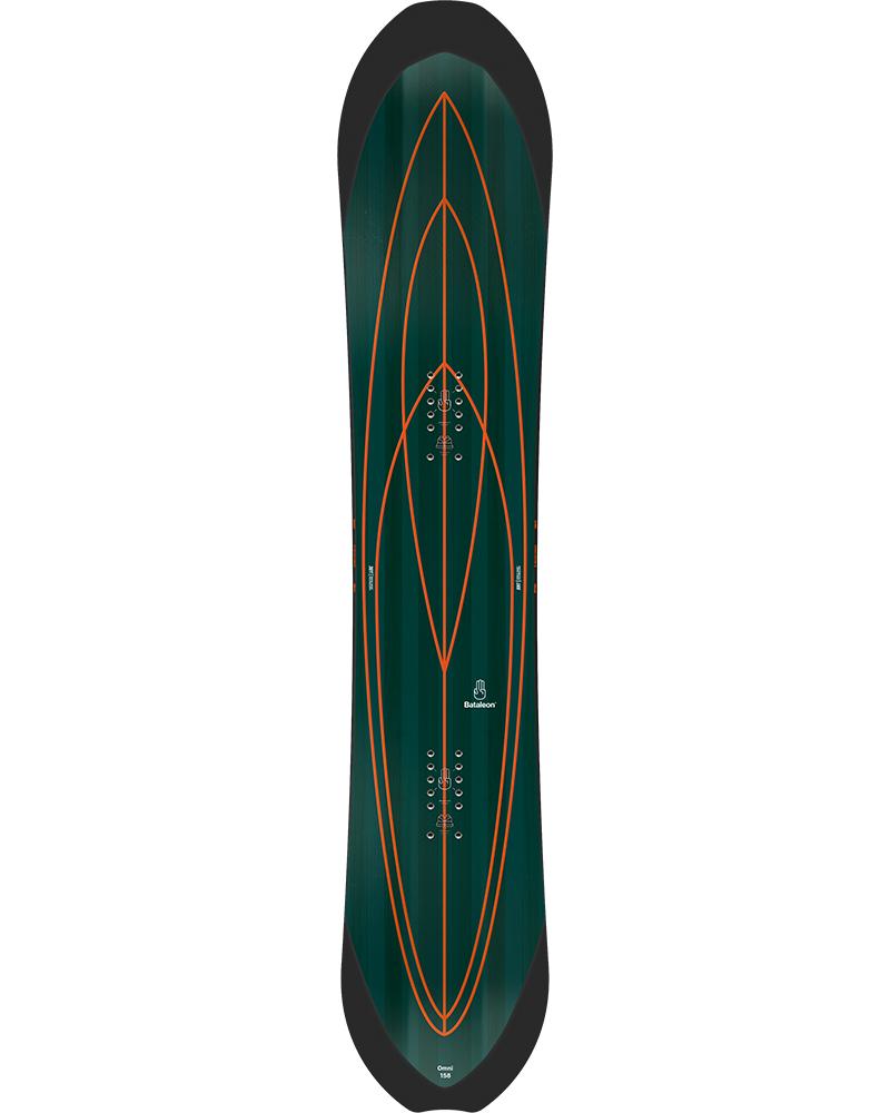 Bataleon Men's Omni Snowboard 2019 / 2020 No Colour 0