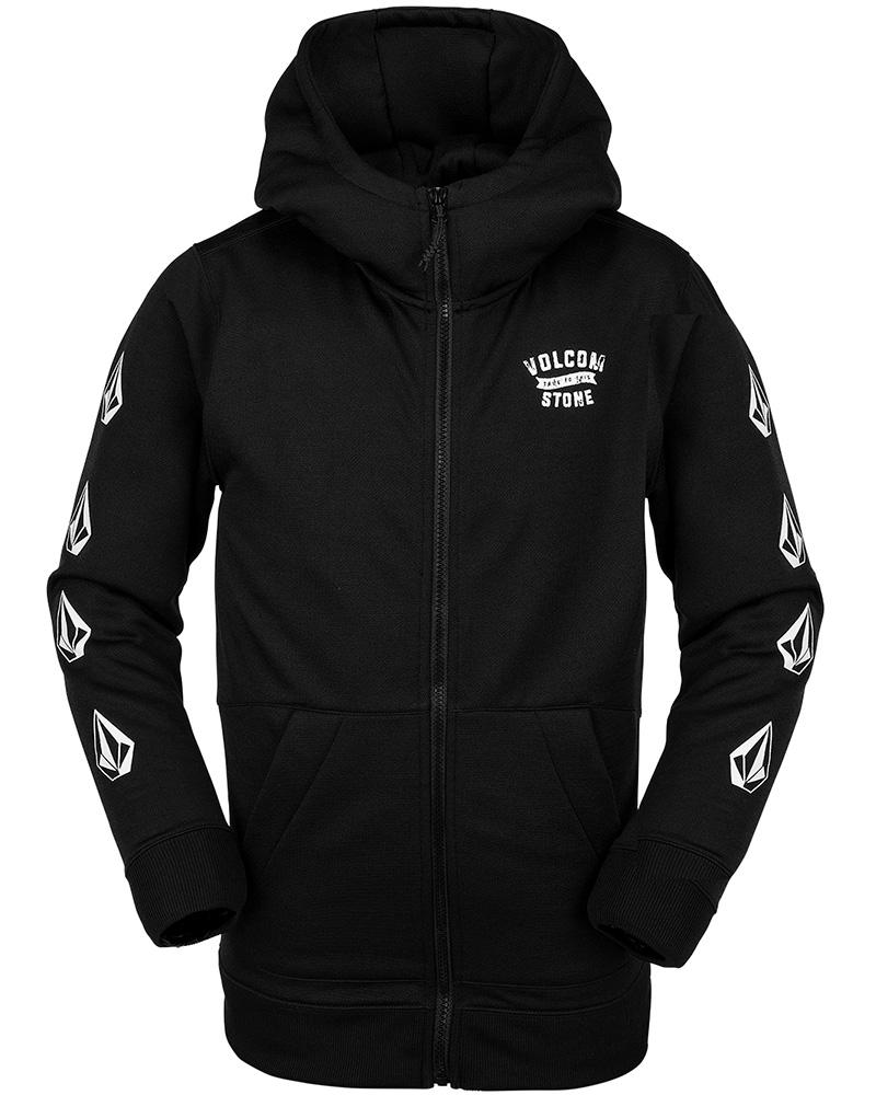 Volcom Boys' Krestovia Snowsports Fleece Hoody 0