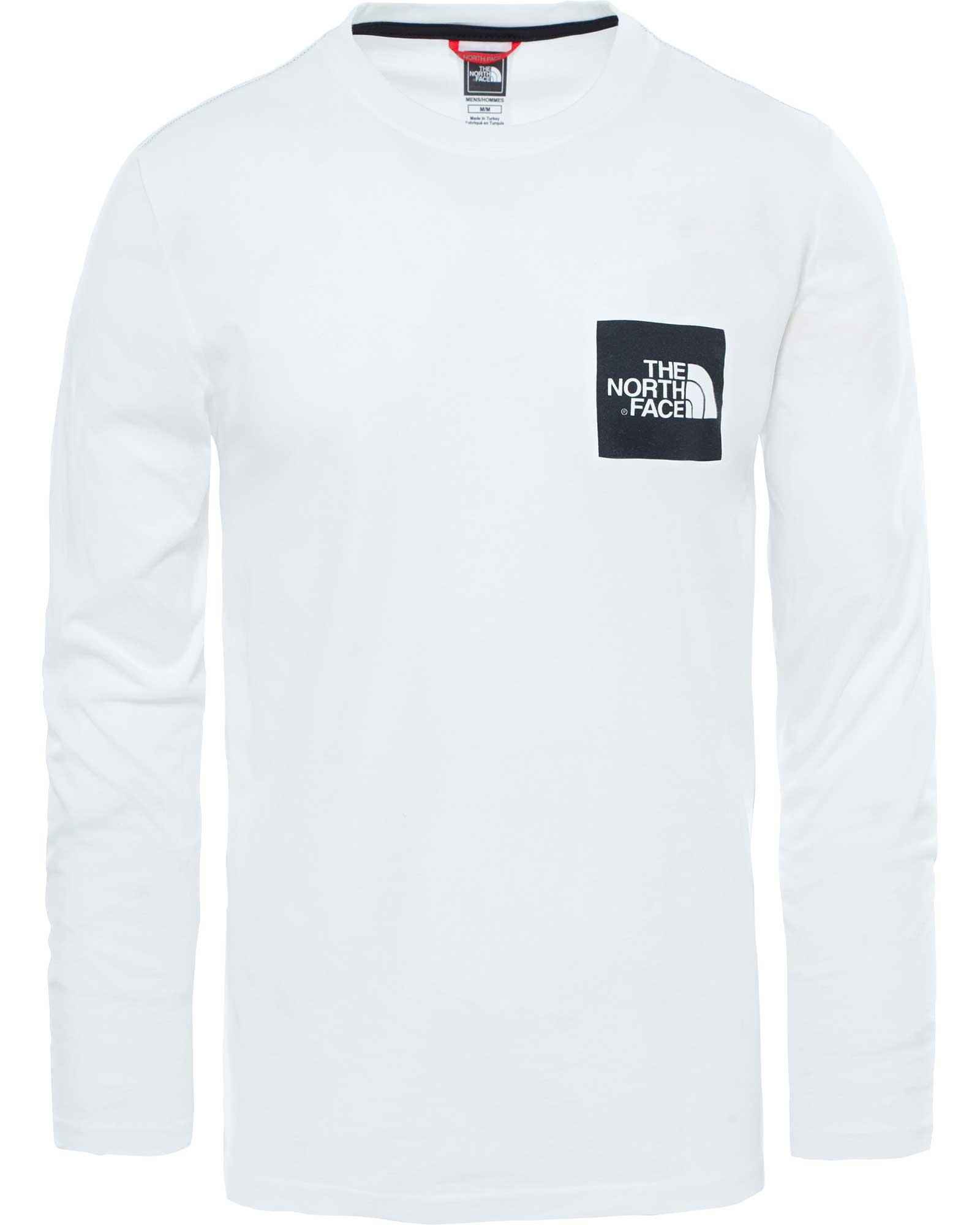 The North Face Men's L/S Fine T-Shirt 0
