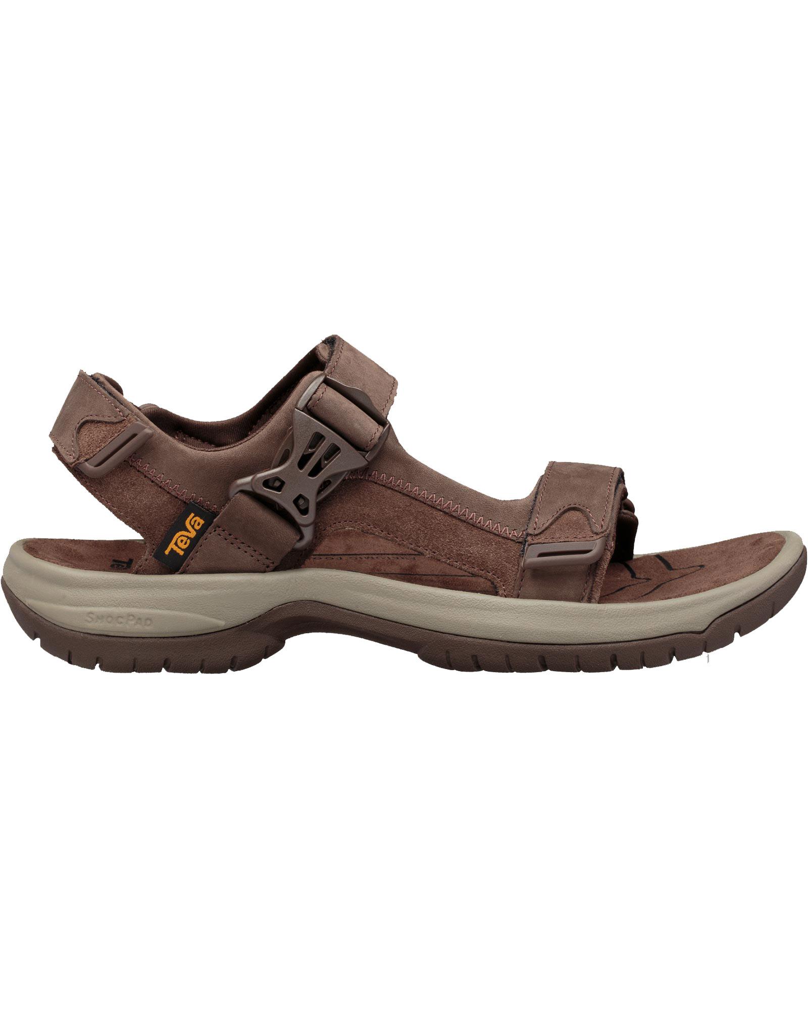 Teva Men's Tanway Leather Sandals 0