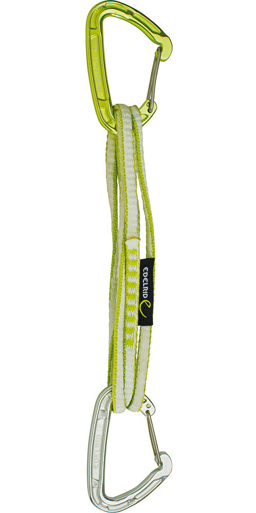 Edelrid Mission Extender Quickdraw 60cm Oasis 0