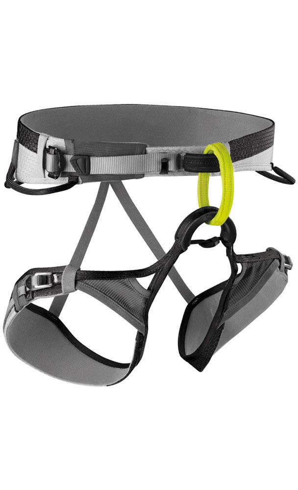 Edelrid Creed Harness Night/Pebbles 0