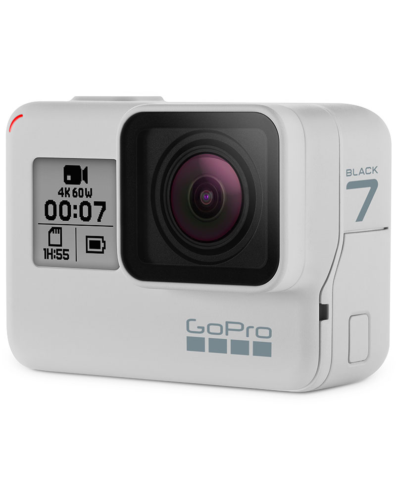 GoPro HERO7 Black – Dusk White Limited-Edition 0