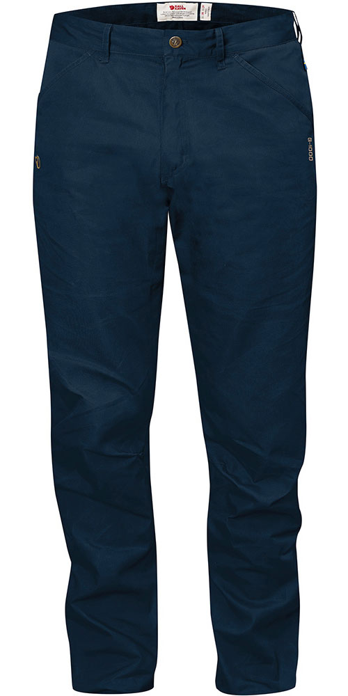 Fjallraven Men's High Coast G-1000 Lite Trousers 0
