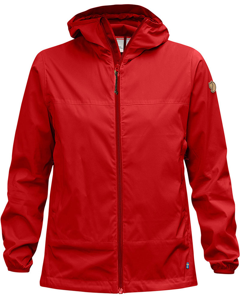 Fjallraven Women's Abisko Wind Jacket 0
