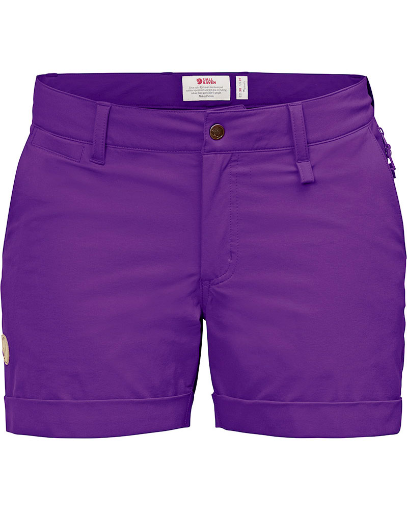 Fjallraven Women's Abisko Stretch Shorts 0