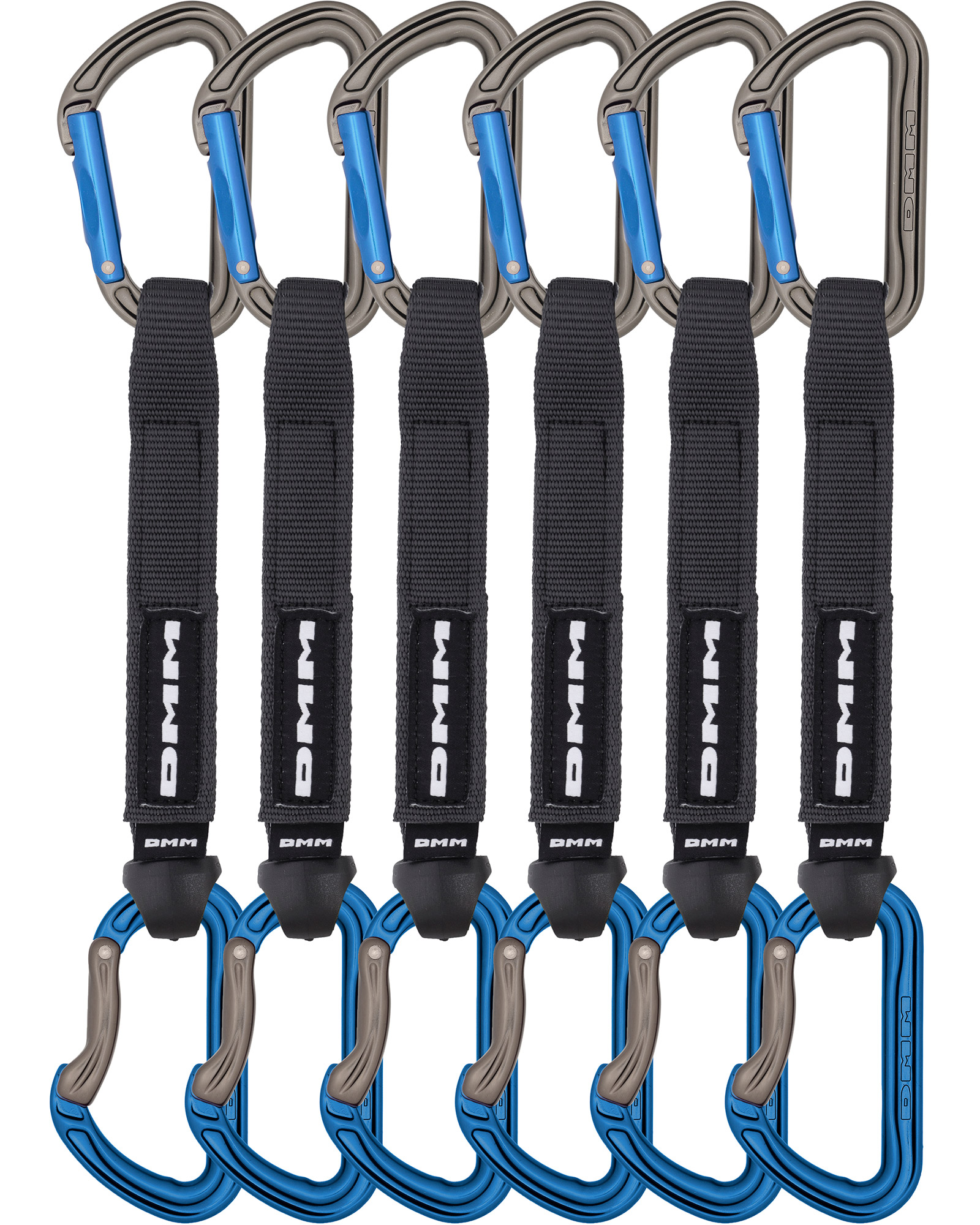 DMM Shadow Quickdraw 18cm - 6 Pack 0