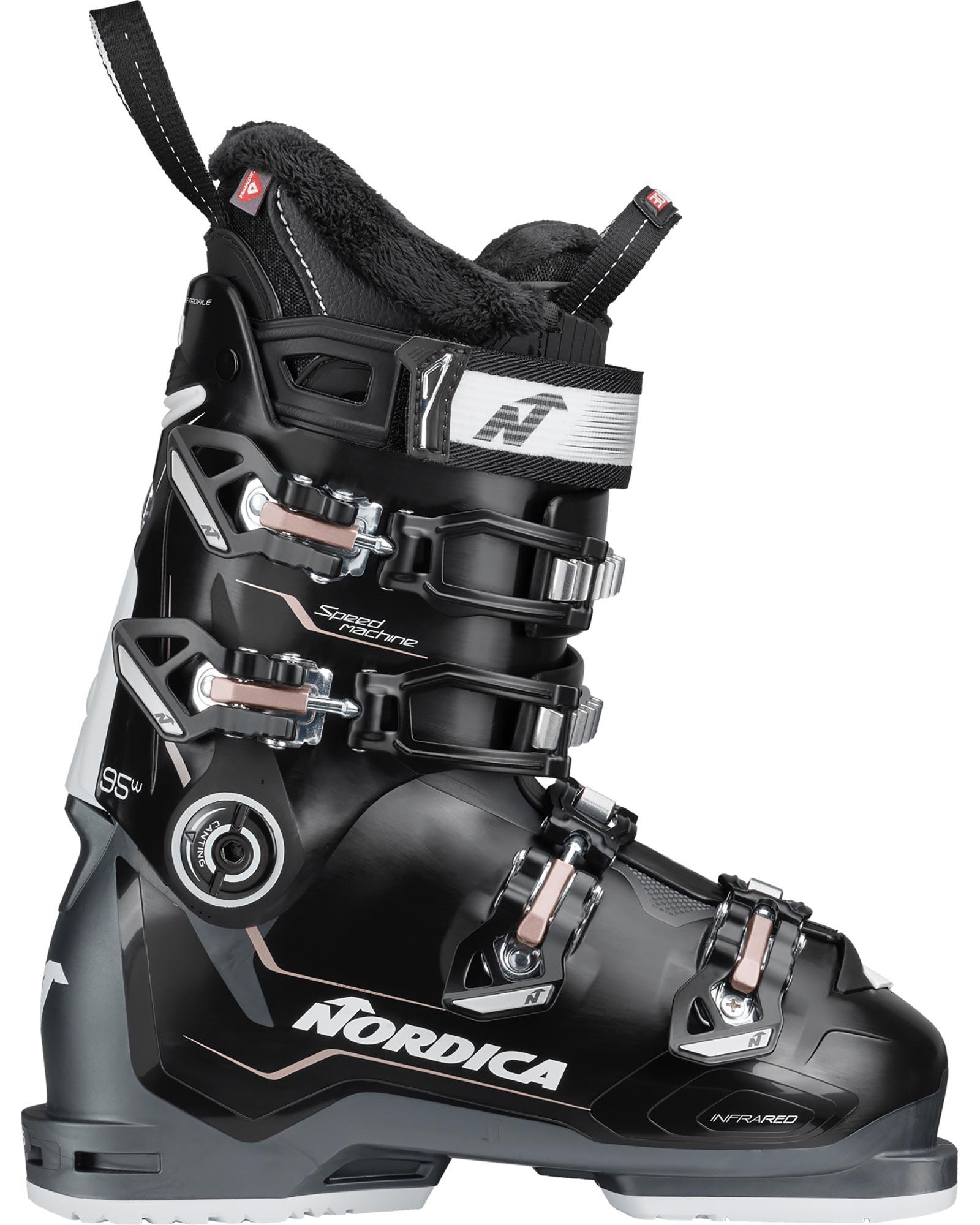 Nordica Women's Speedmachine 95 W Ski Boots 2021 0