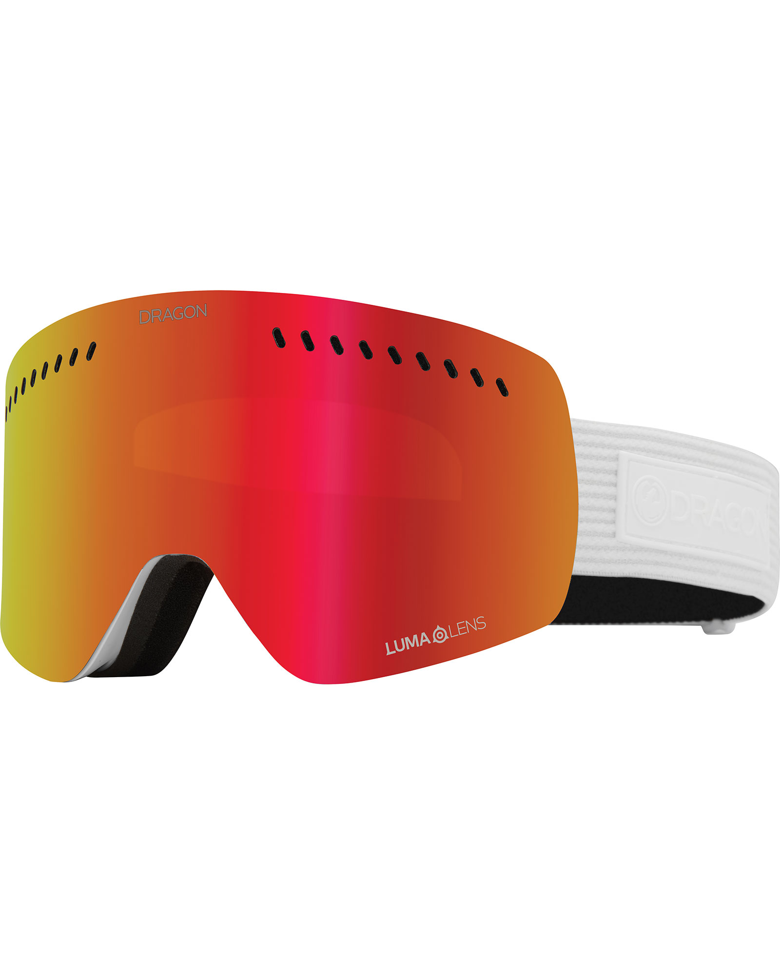 Dragon NFXs Corduroy / Lumalens Red Ionized + Lumalens Rose Goggles 2020 / 2021 0