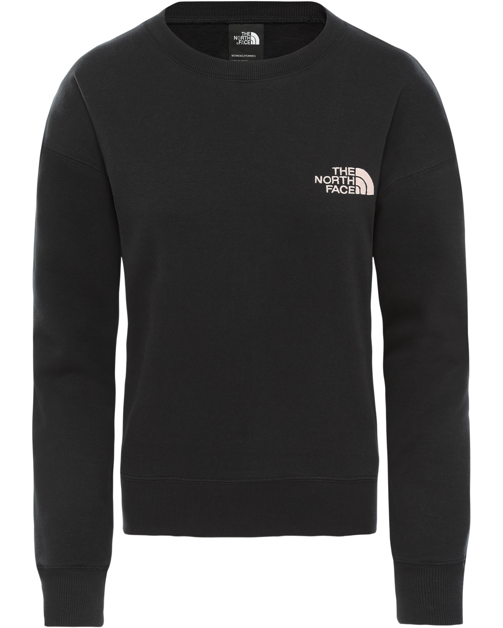 The North Face Women's Parks Slightly Cropped Crew 0