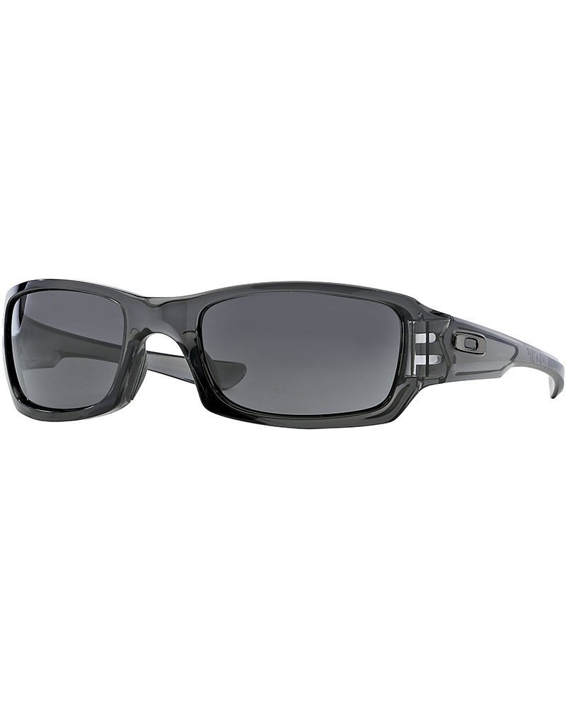 Oakley Fives Squared Grey Smoke Sunglasses Grey Smoke 0