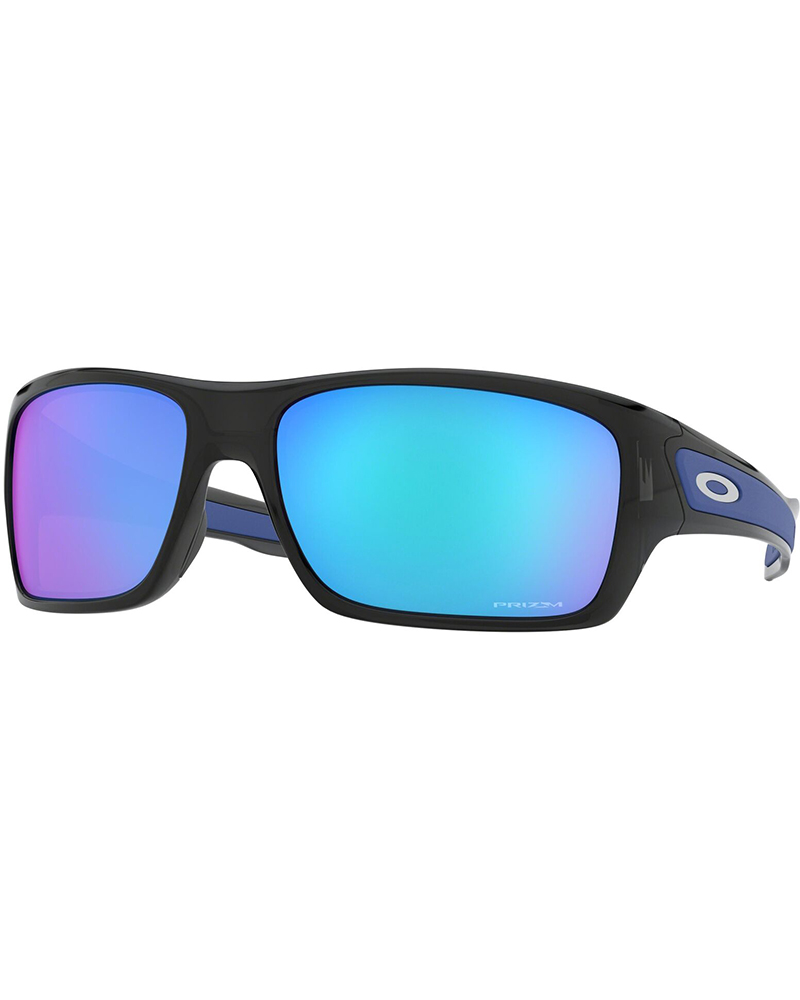 Oakley Turbine Black Ink / Prizm Sapphire Sunglasses Black Ink 0