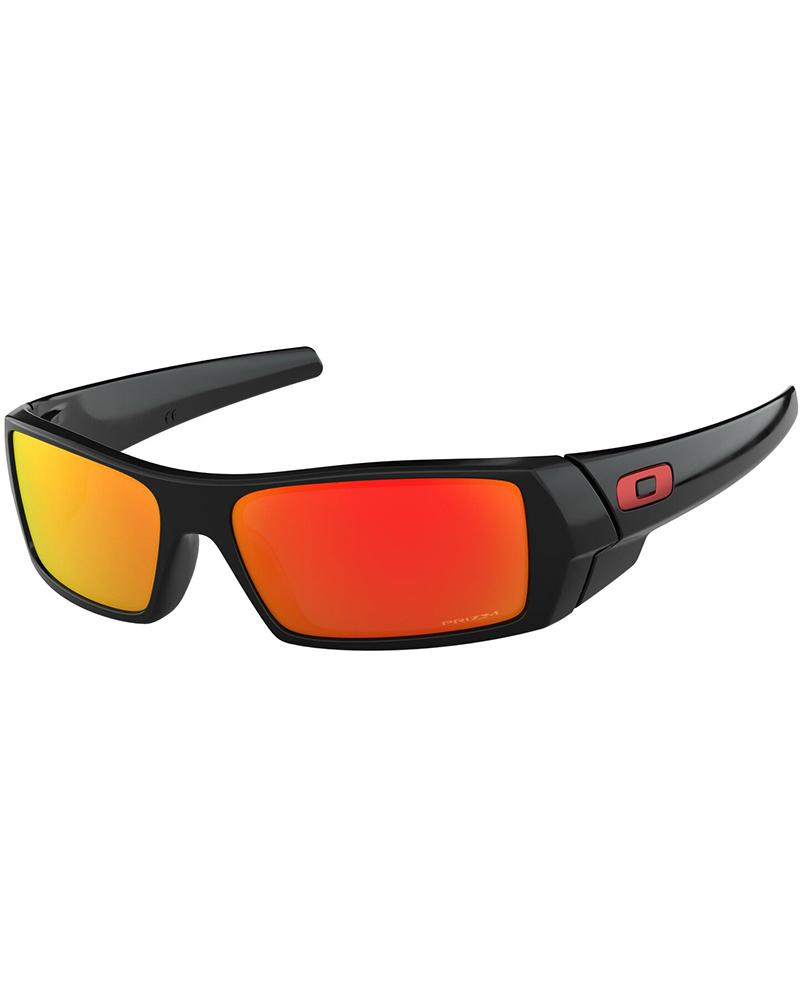 Oakley Gascan Polished Black / Prizm Ruby Sunglasses 0