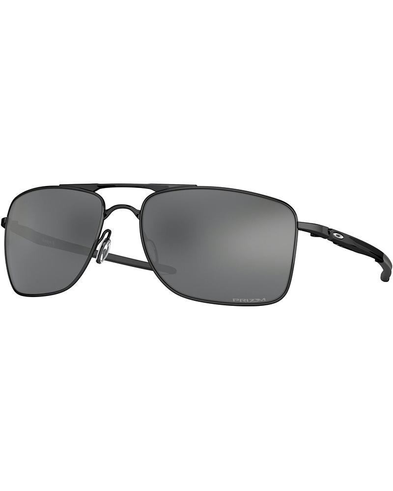 Oakley Gauge 8 Polished Black / Prizm Black Sunglasses 0
