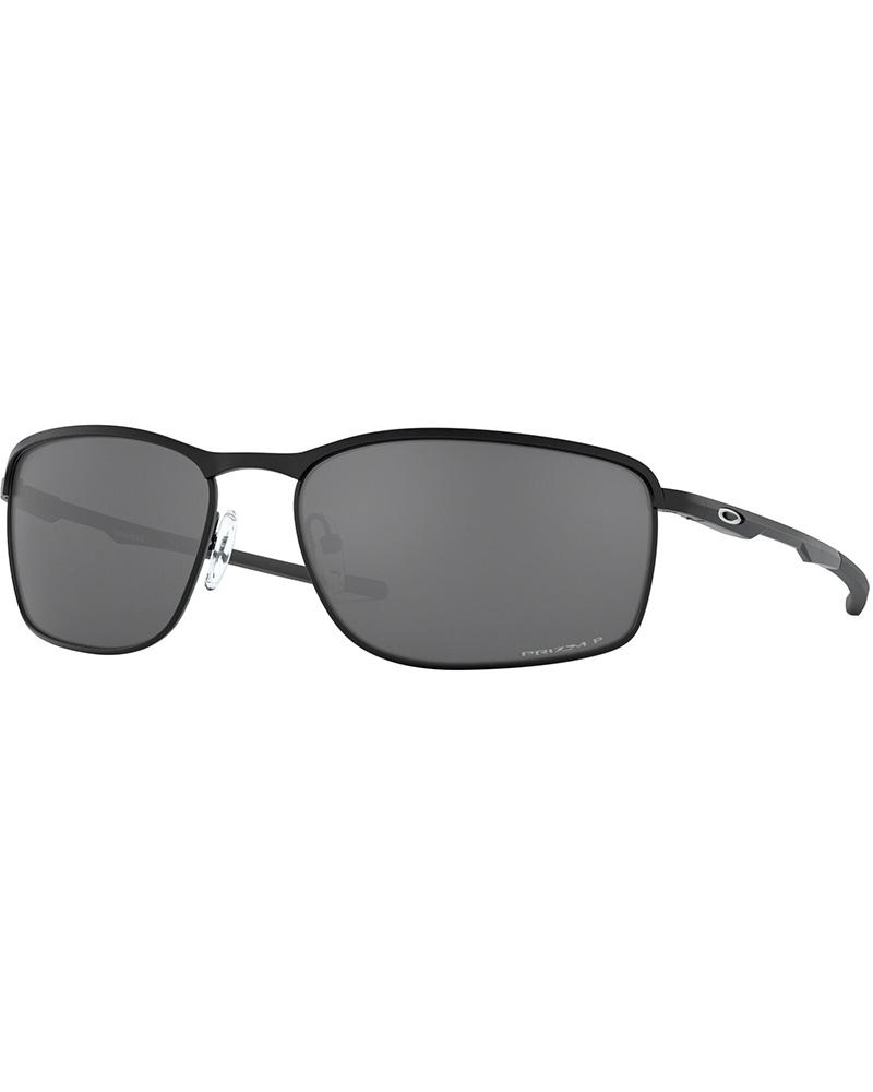Oakley Conductor 8 Matte Black / Prizm Black Polarized Sunglasses 0