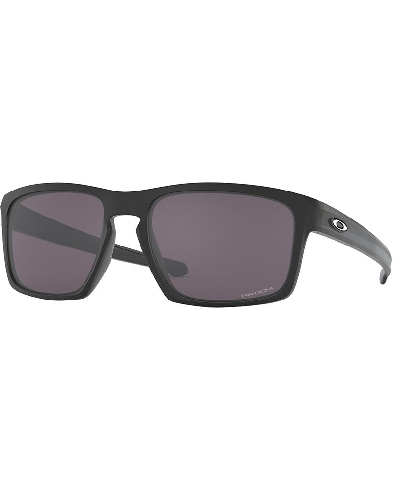 Oakley Sliver Matte Black / Prizm Grey Sunglasses 0