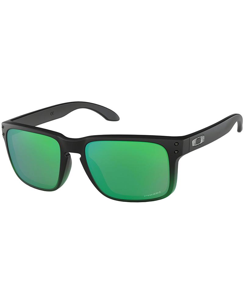 Oakley Holbrook Jade Fade / Prizm Jade Sunglasses 0
