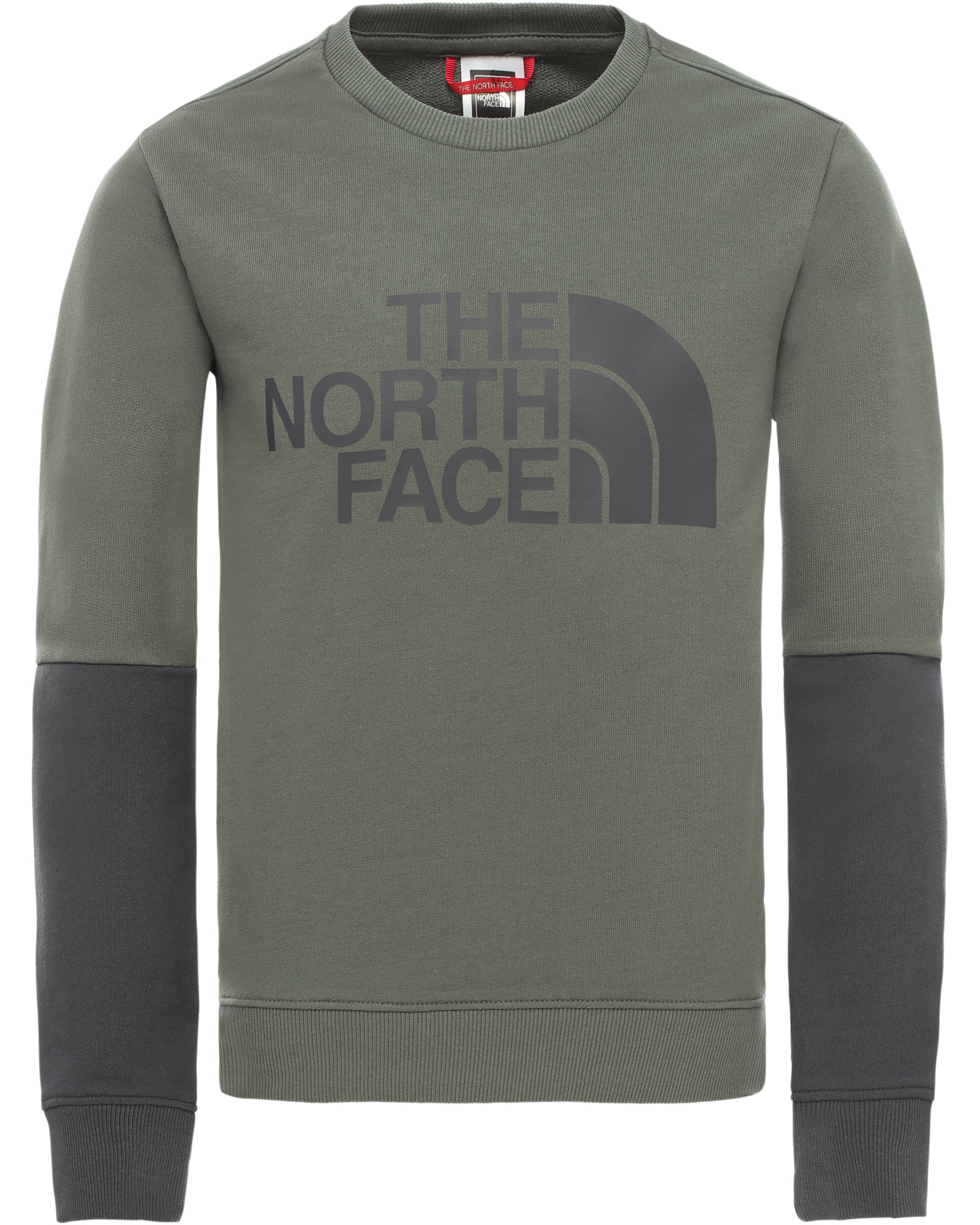 The North Face Youth Drew Peak Light Crew XL 0