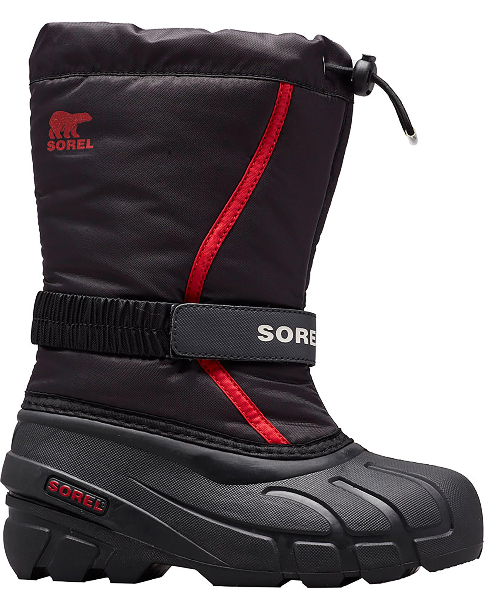 Sorel Mens Cheyanne Lace Full Grain Snow Boots