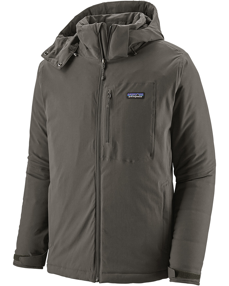Patagonia Men's Insulated Quandary Jacket Forge Grey 0