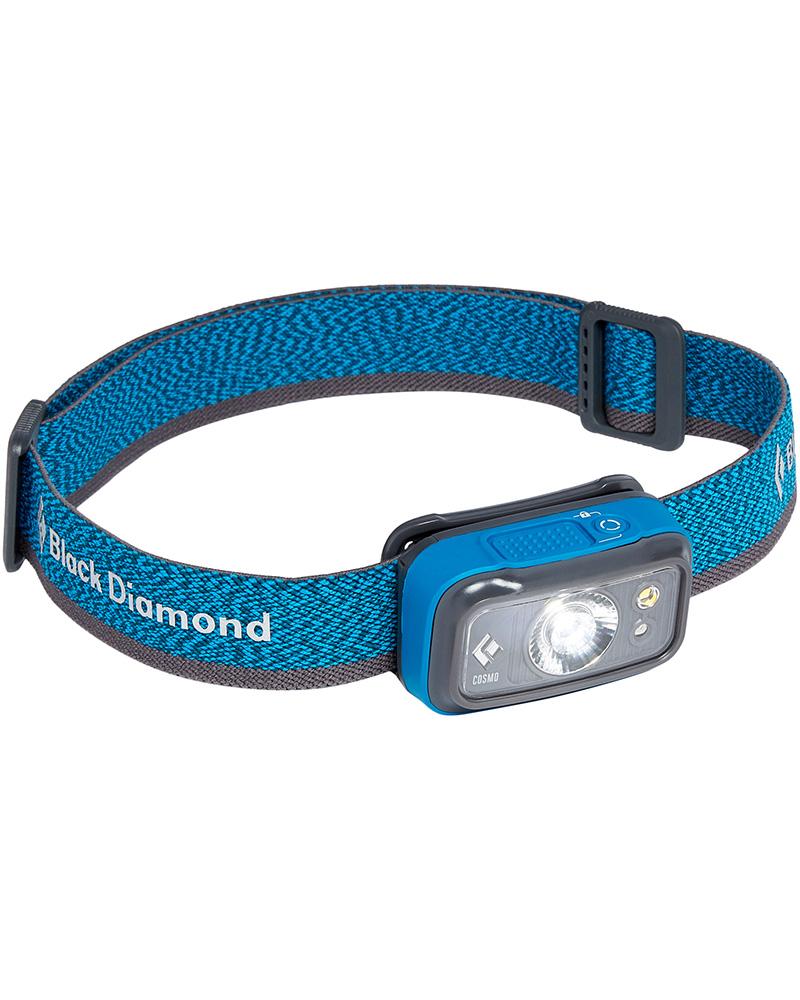 Black Diamond Cosmo 250 Head Torch Azul 0