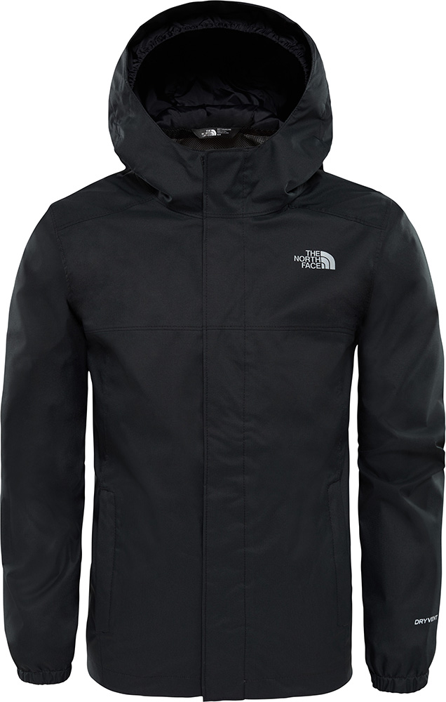 The North Face Youth Resolve DryVent Jacket 0