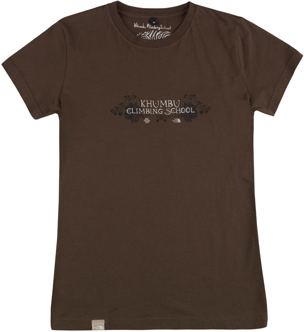 The North Face Women's S/S Nepali T-Shirt 0