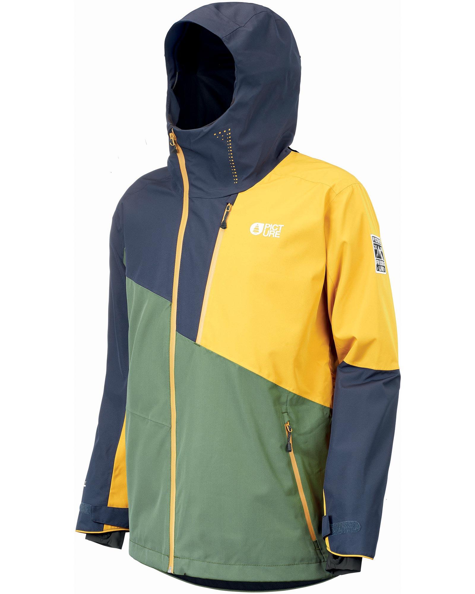Picture Men's Alpin Ski/Snowboard Jacket 0