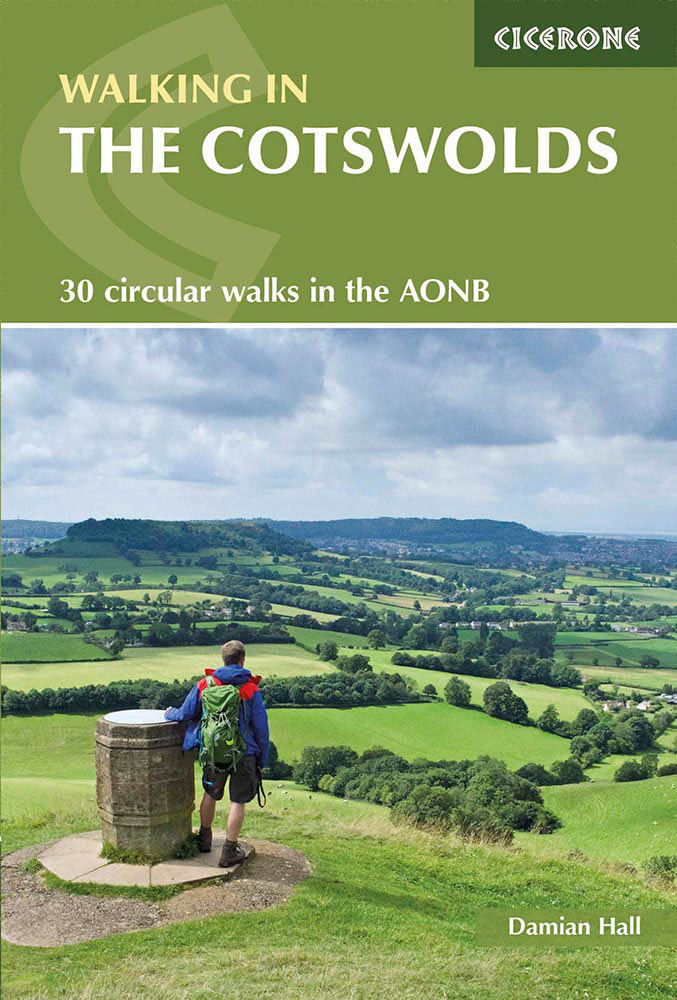 Cicerone Walking in the Cotswolds 0