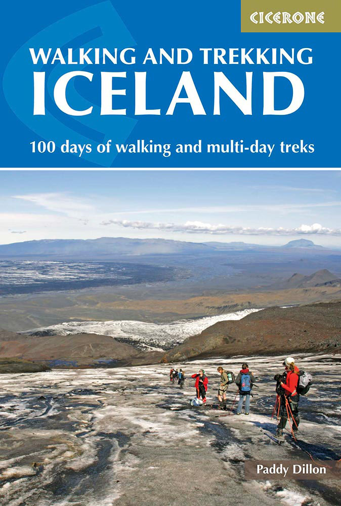Cicerone Walking and Trekking in Iceland 0