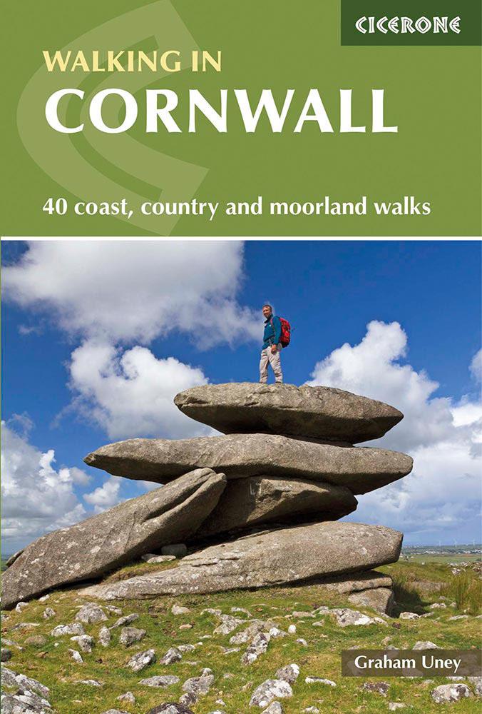 Cicerone Walking in Cornwall 0