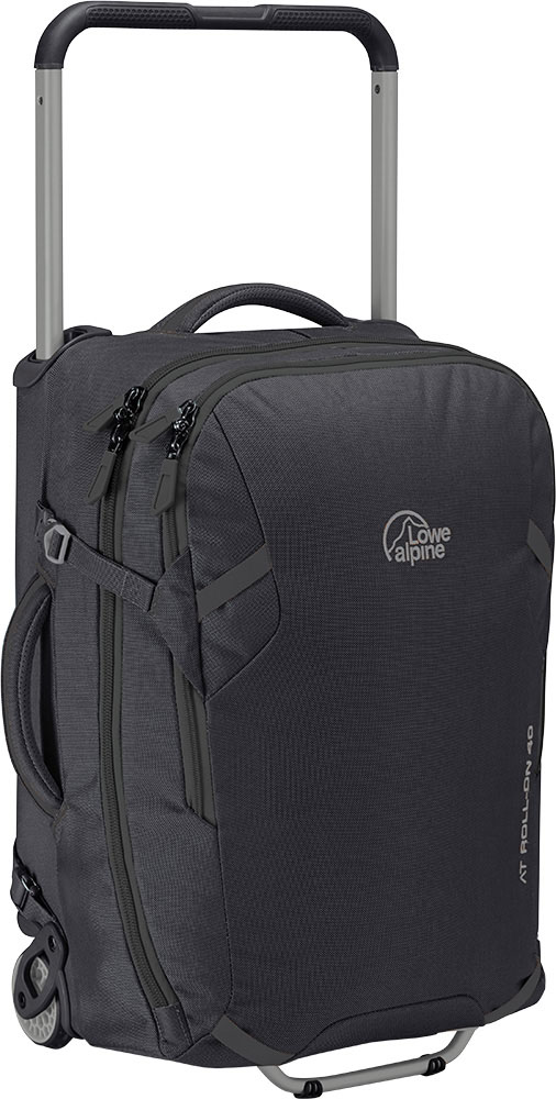 Lowe Alpine AT Roll-On 40L Backpack Anthracite 0