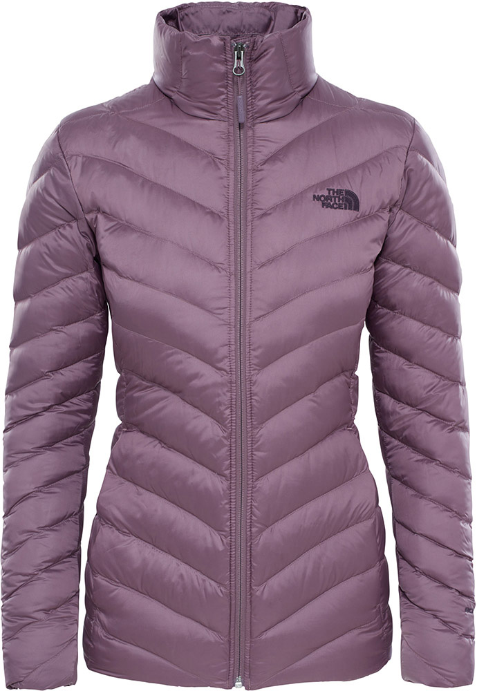 The North Face Women's Trevail Jacket Black Plum 0