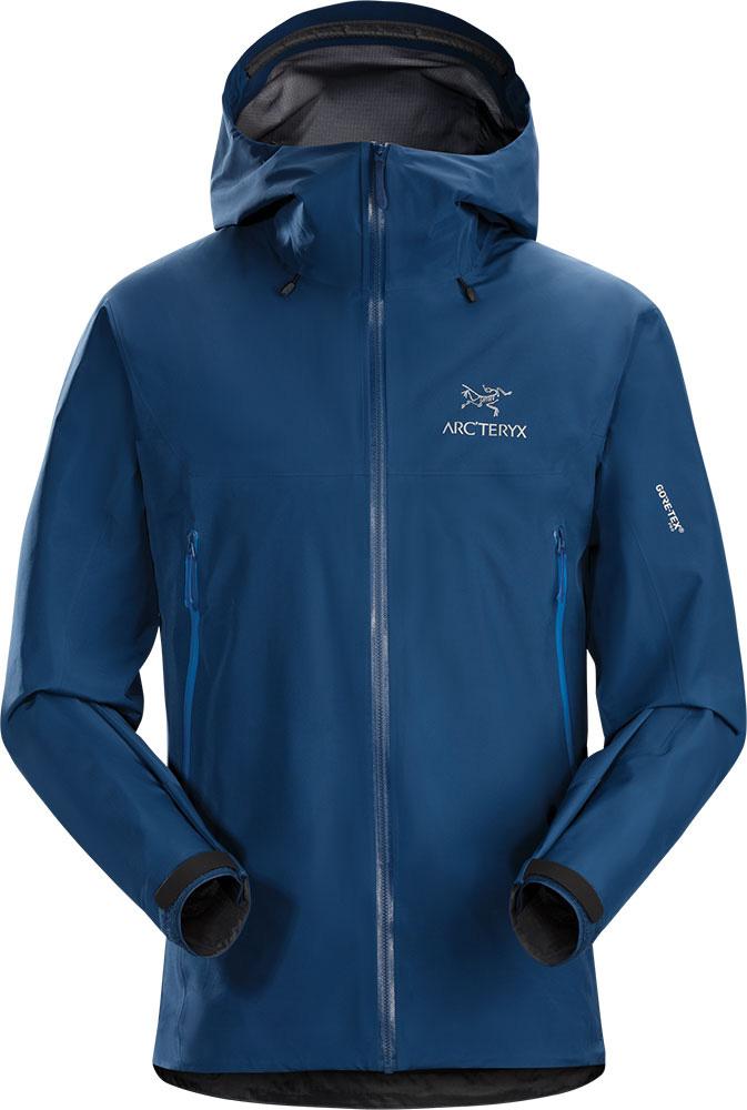 Arc'teryx Men's Beta LT GORE-TEX Pro Jacket Triton 0
