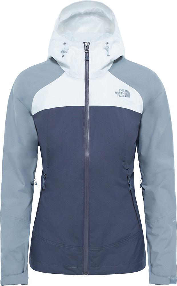 The North Face Women's Stratos DryVent Jacket Vanadis Grey 0